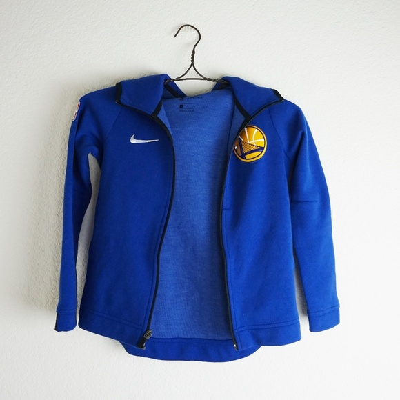 e05309aa3a8040 Nike Jackets & Coats | Warriors Youth Therma Flex Showtime | Poshmark